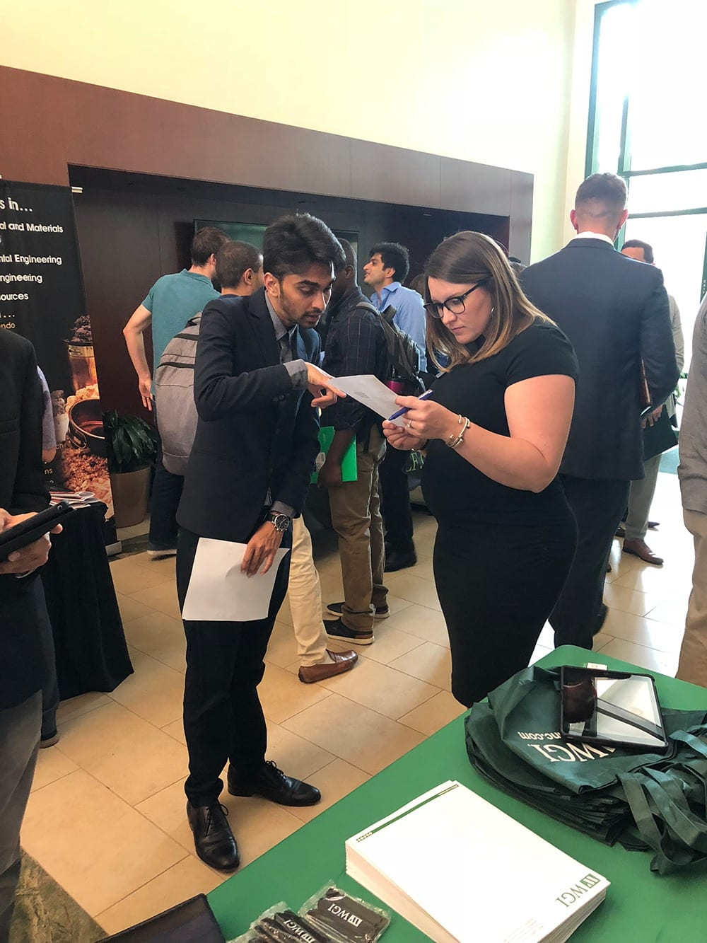 ASCE USF Career Fair