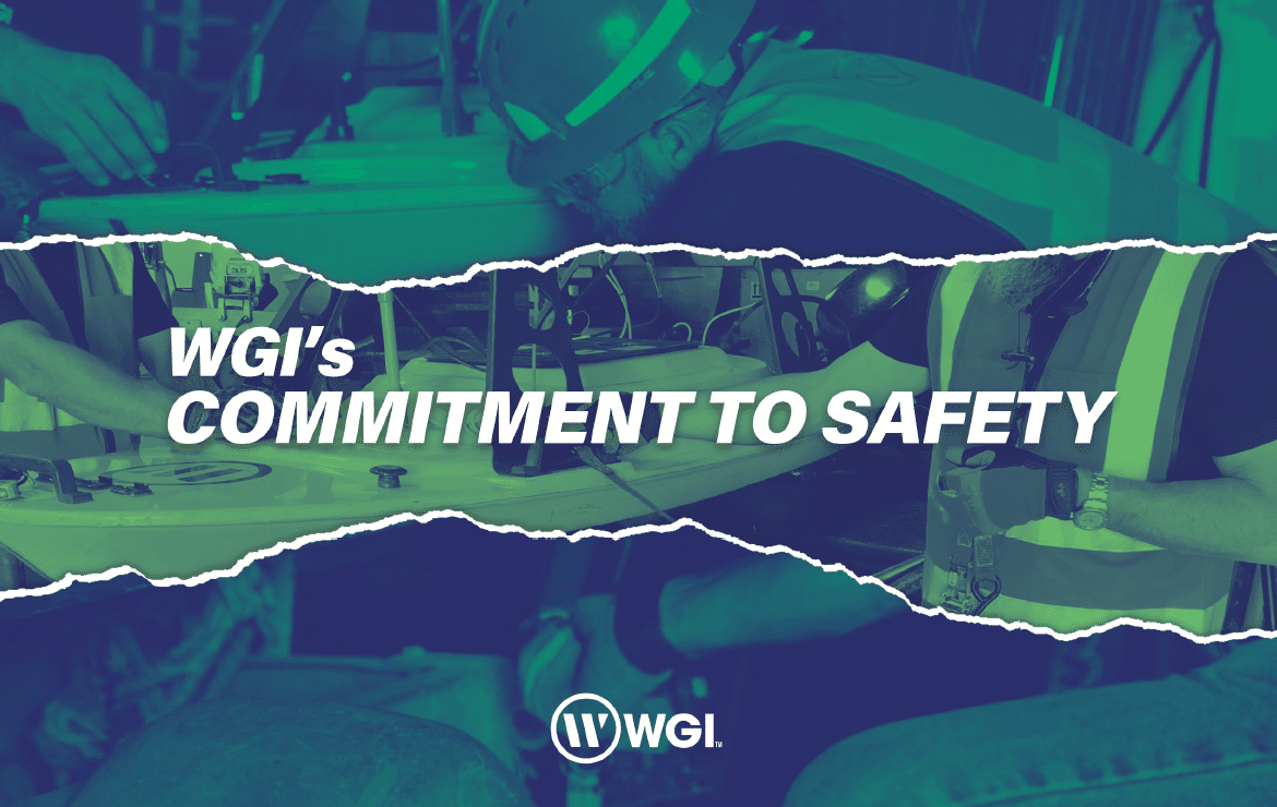 WGI's Commitment To Safety