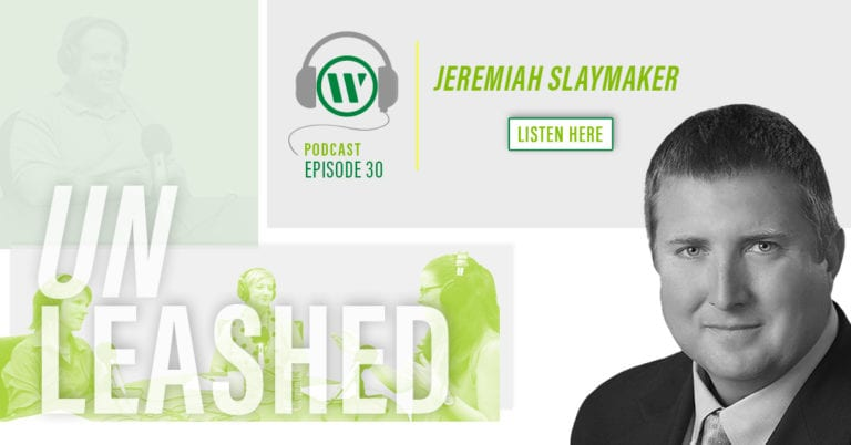 Jeremiah Slaymaker Podcast