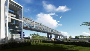 Doral Pedestrian Bridge