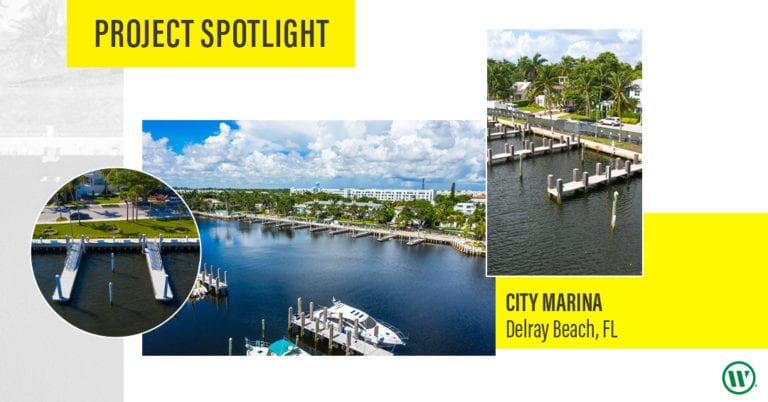 Delray Marina Project graphic